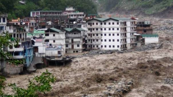 Uttarakhand Floods - India