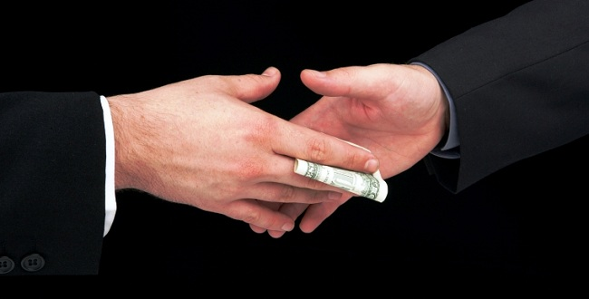 Should a Christian Bribe?