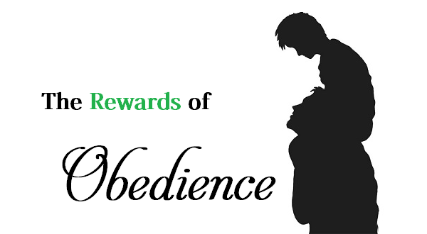 the rewards of obeying god 61 bible verses about obedience  reward encouragement work  observe what the lord your god requires: walk in obedience to him, and keep his decrees and .
