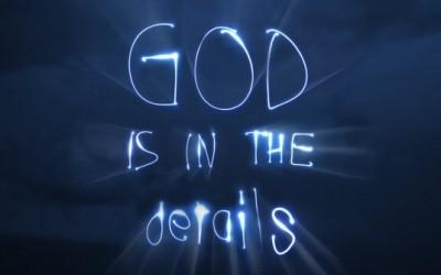 Following the God of Specifics – Daisy Samuel