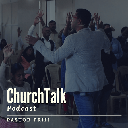 LifeTalk: Ps. Manohar, Sneha & Eric