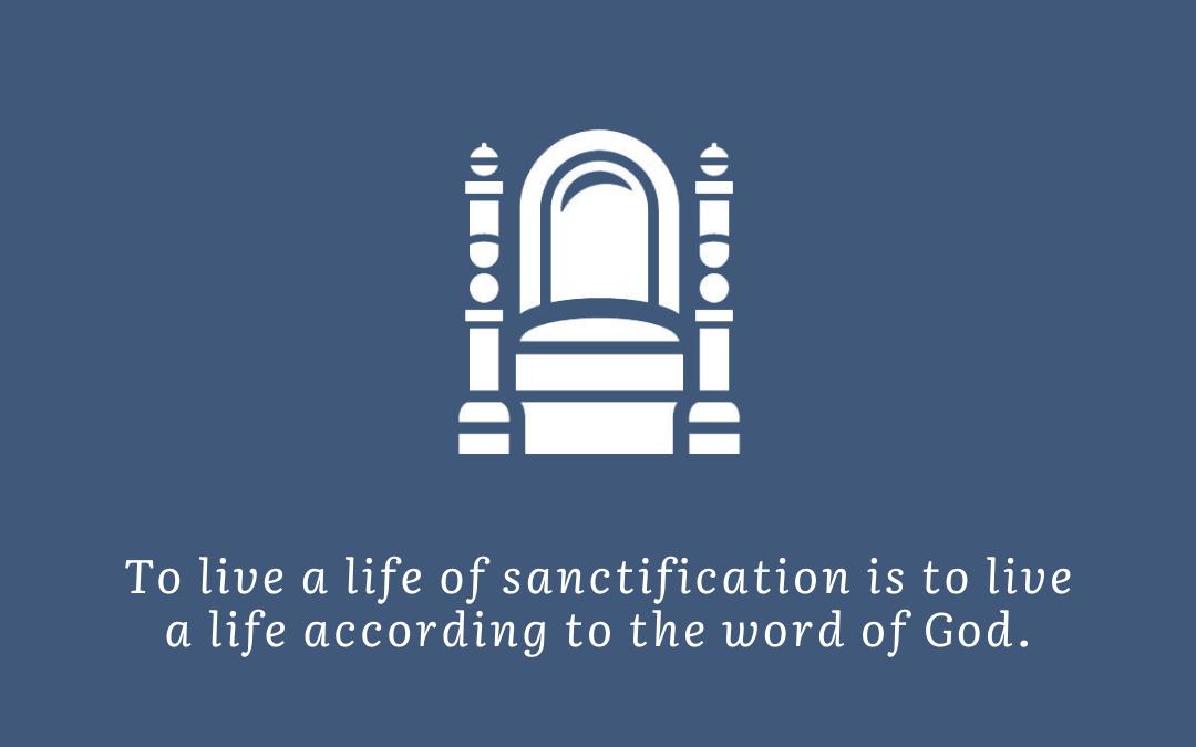 Sanctified Secret Life