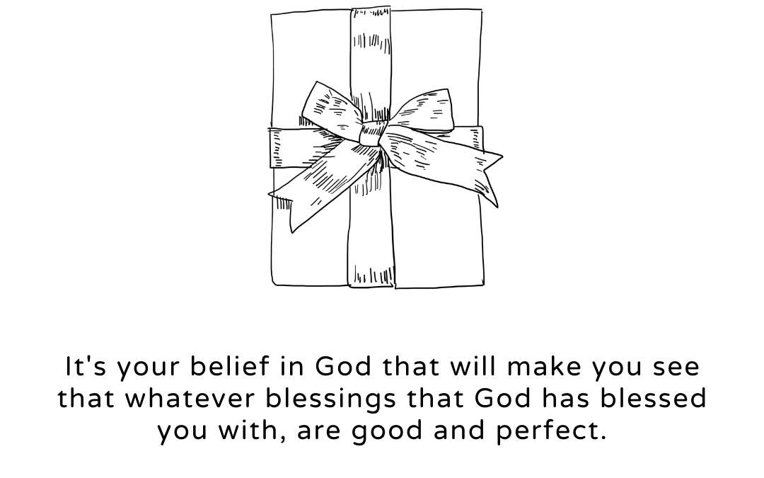 Good & Perfect Gift