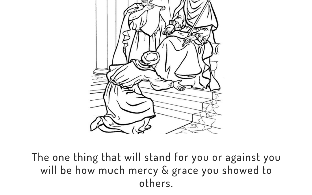 Giver of Mercy