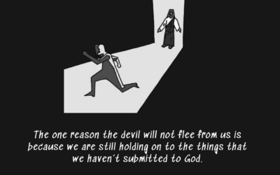 The Devil Will Flee