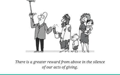 Secret Generosity