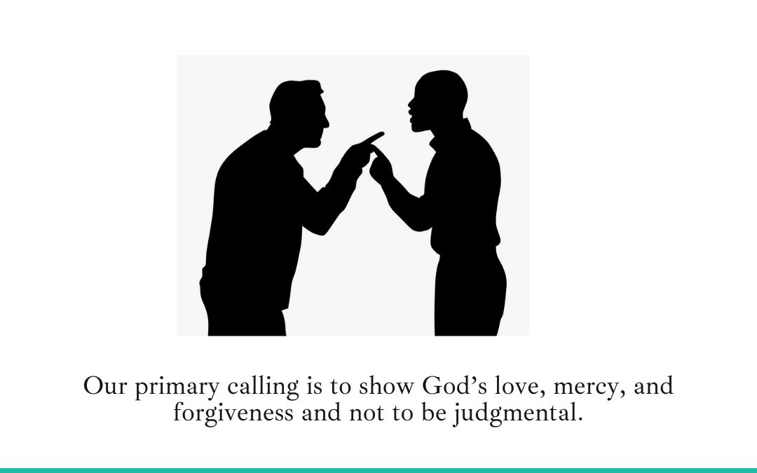 Mercy Over Sacrifices
